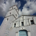 16th century Parroquial Mayor is Cuba's oldest church.