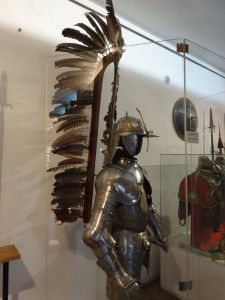 Feathers attached to armor hummed as they charged the terrified enemy.