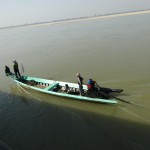 Cruising the Ayeyarwady River