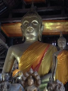 Meeting the Buddhas of Luang Prabang