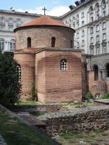 4th century, Church of St. George
